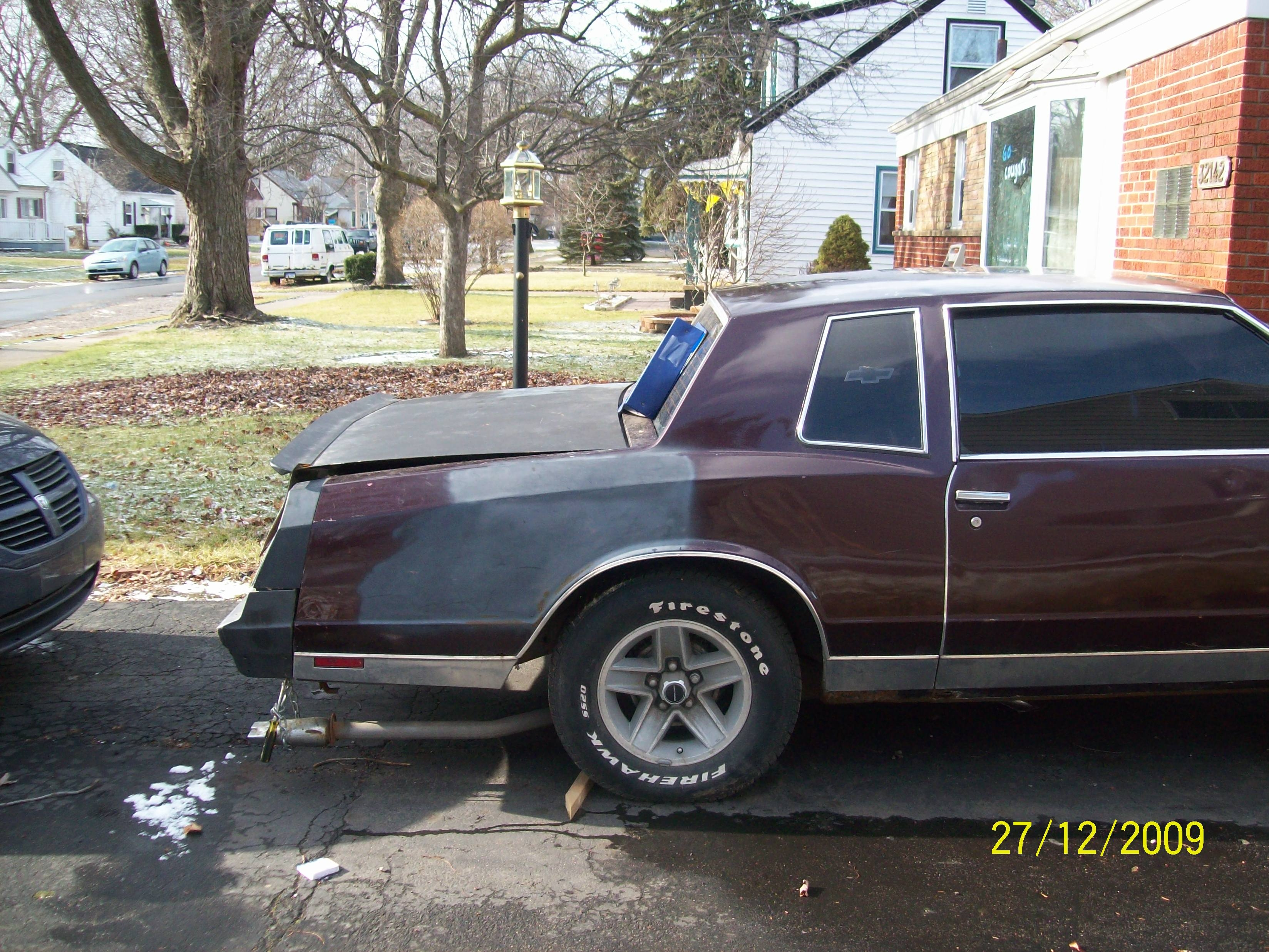 Another willthree 1985 Chevrolet Monte Carlo post... - 13851881