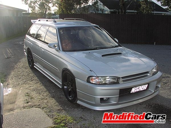 hello all im back with a newer car a 1995 subaru legacy wagon L EJ22 and it