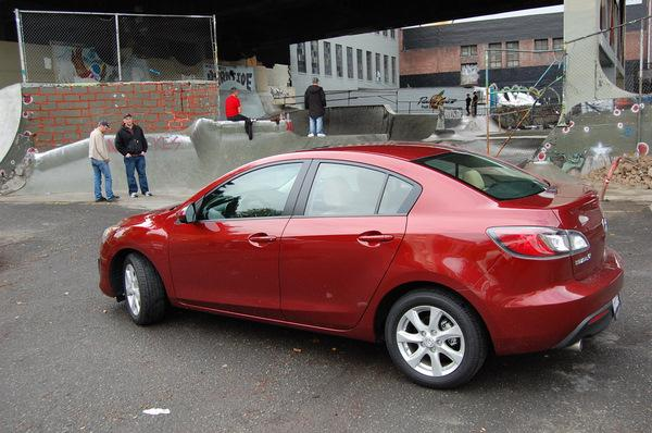 A Week With the Mazda3 i Touring 4-Door