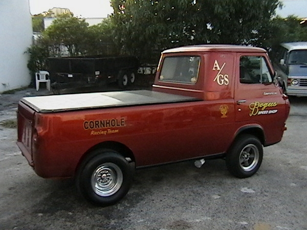 1964 ford econoline van for sale