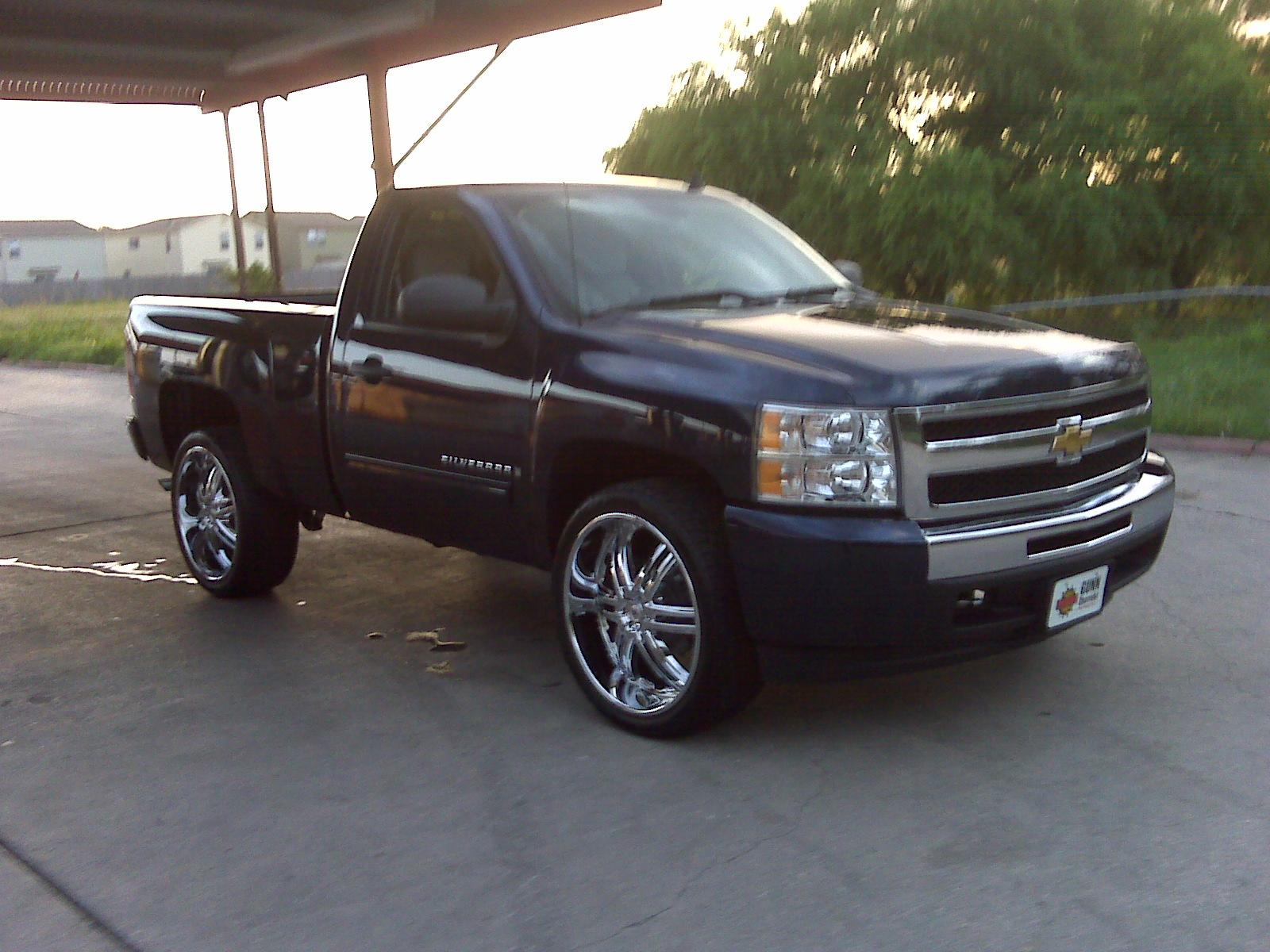 wackoe 13 2009 chevrolet silverado 1500 regular cab specs. Black Bedroom Furniture Sets. Home Design Ideas