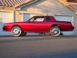 Mr.28ss 1987 Chevrolet Monte Carlo