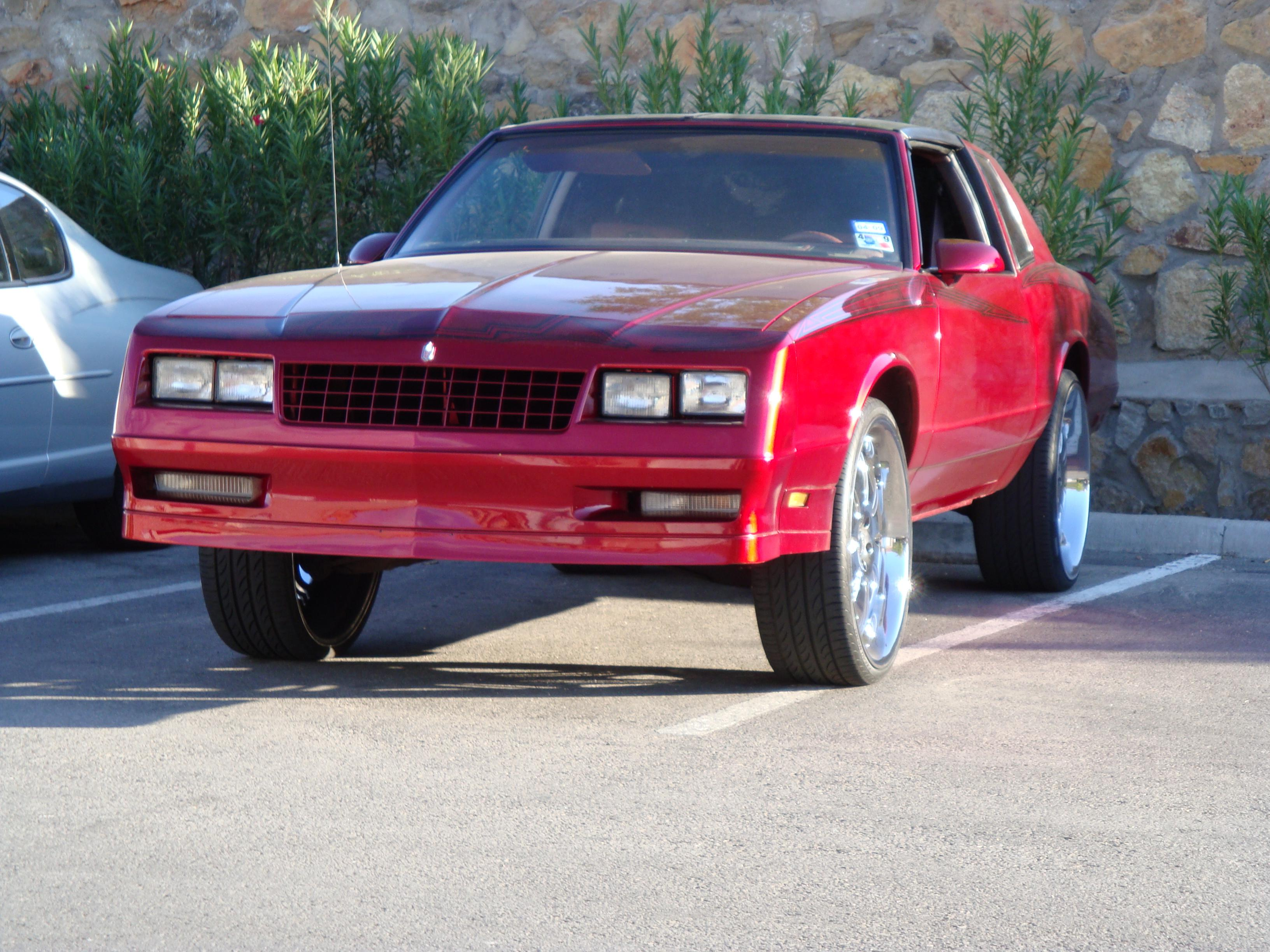 Mr.28s 1987 Chevrolet Monte Carlo 13852047