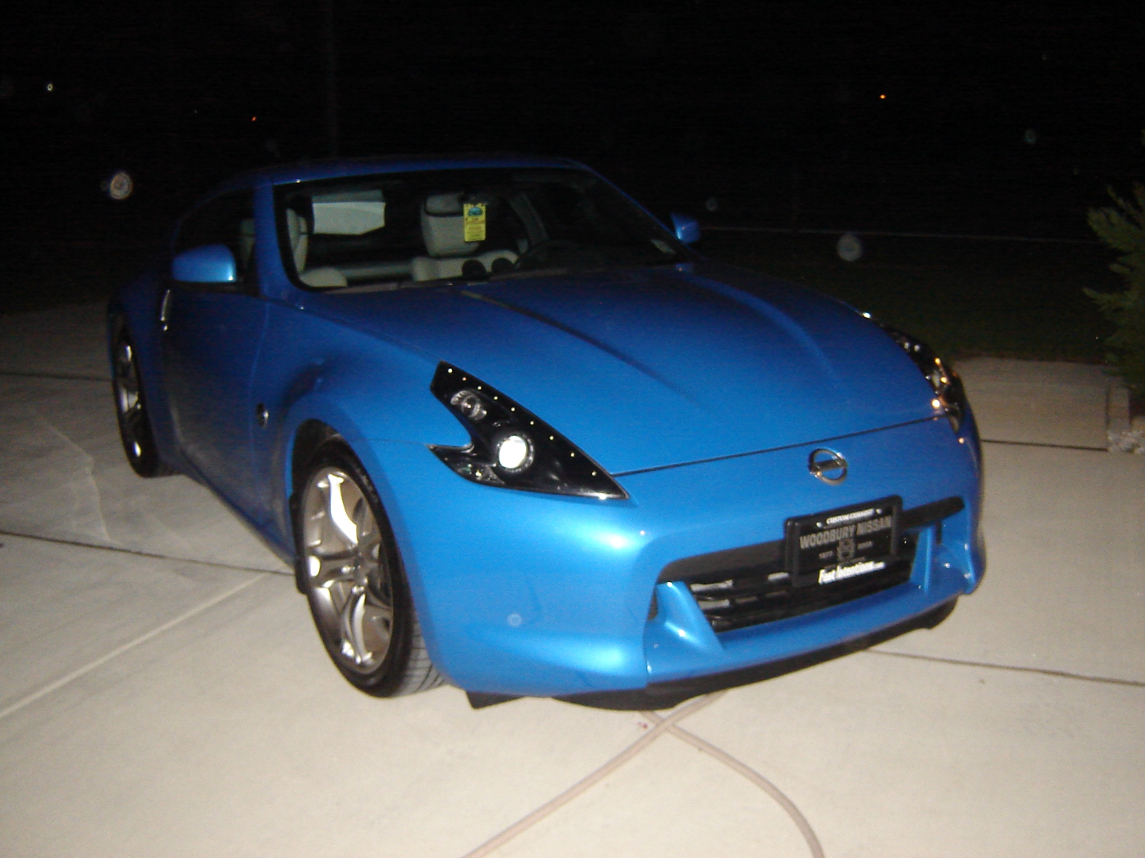 Another PonchoEscabarZ 2009 Nissan 370Z post... - 13855095