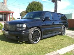 AIR~ILLUSIONSs 2001 GMC Yukon Denali