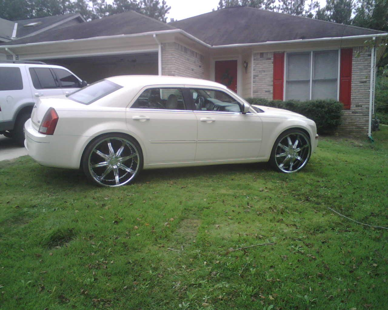 chrysler300on26s 2007 chrysler 300 specs photos. Black Bedroom Furniture Sets. Home Design Ideas