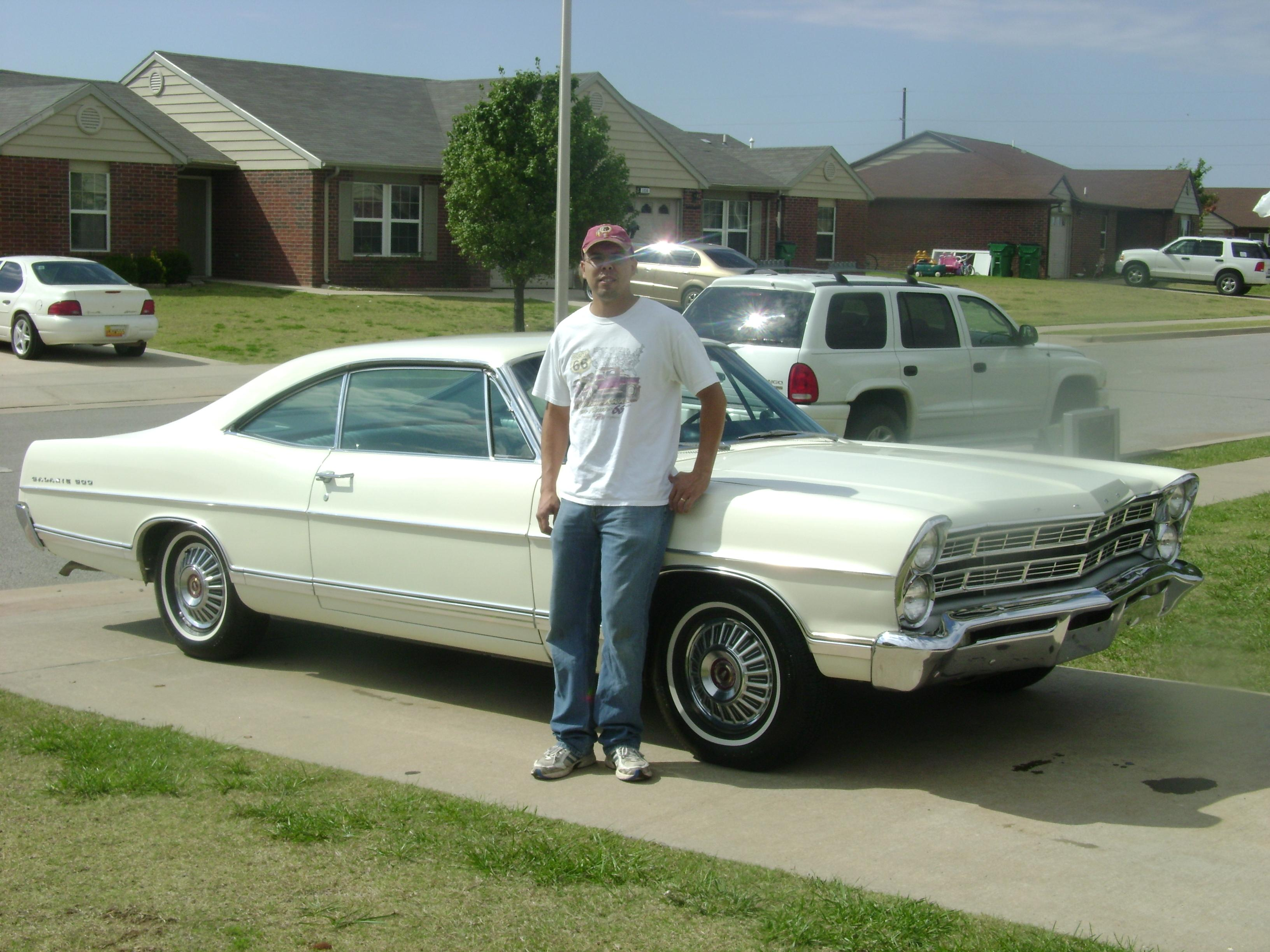 Another my78bird 1967 Ford Galaxie post... - 13856272