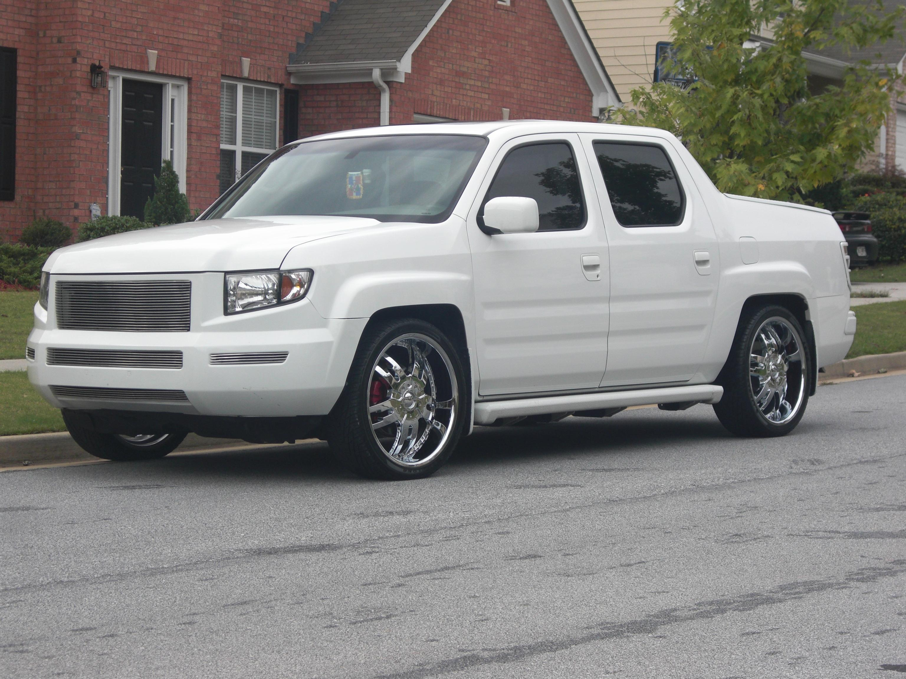 RALPH H 2006 Honda Ridgeline Specs, Photos, Modification Info at CarDomain