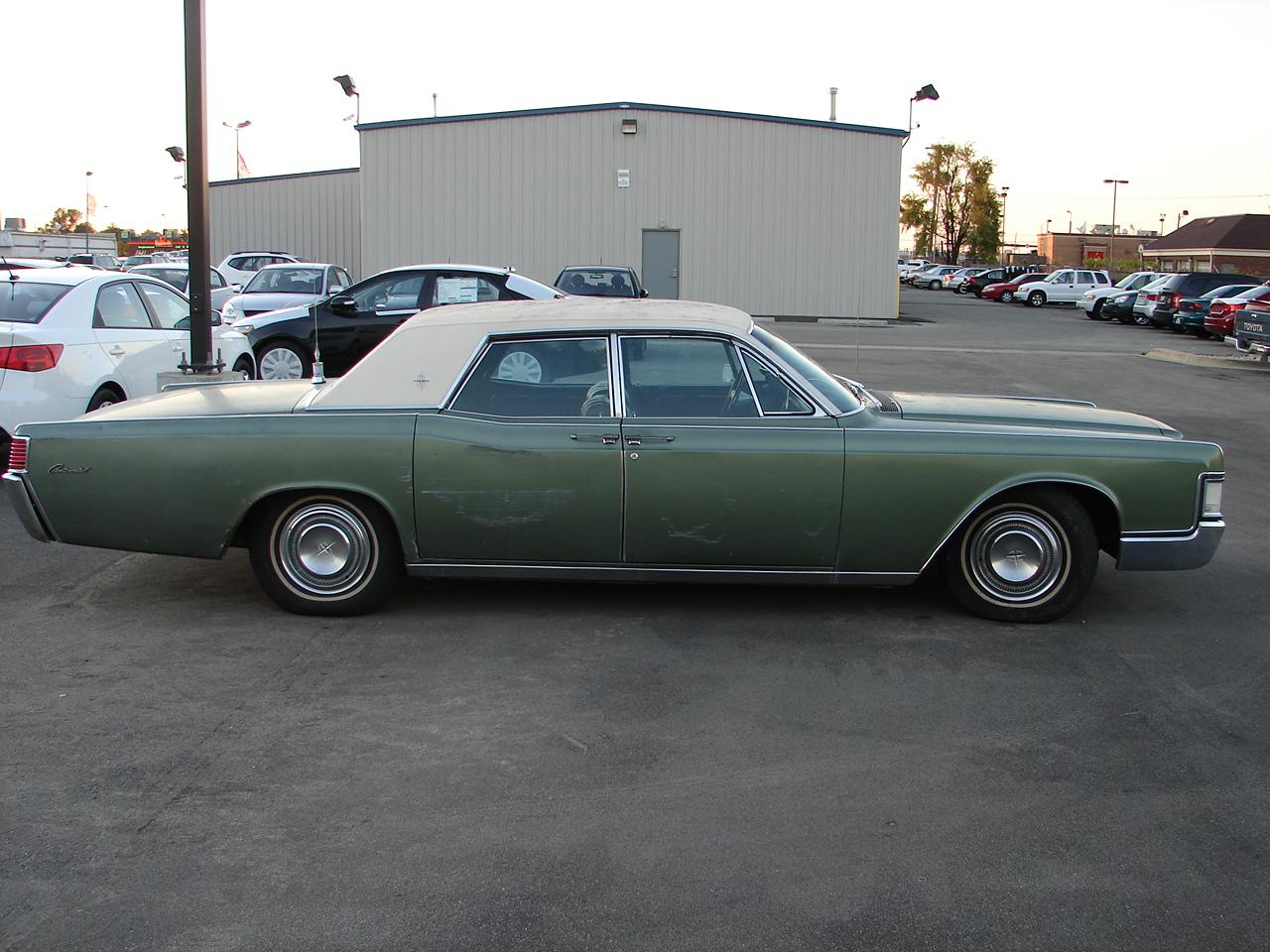thisisaname 1968 lincoln continental specs photos. Black Bedroom Furniture Sets. Home Design Ideas