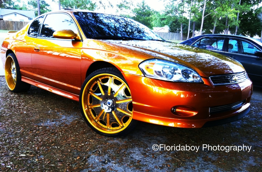 young chevy boy 39 s 2007 chevrolet monte carlo in tallahassee fl. Black Bedroom Furniture Sets. Home Design Ideas