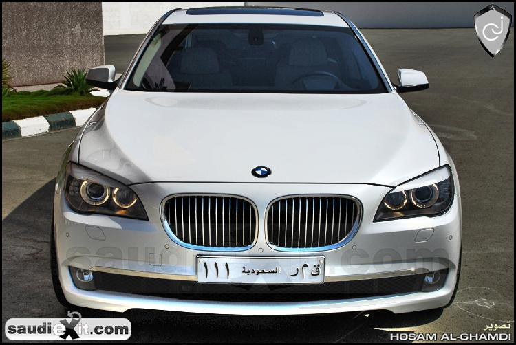 Another Saudi_Exit 2009 BMW 7 Series post... - 13857213