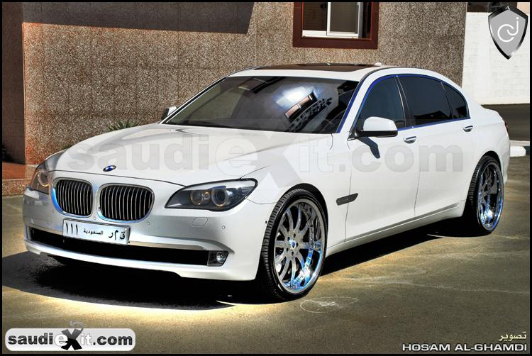 Another Saudi_Exit 2009 BMW 7 Series post... - 13857214