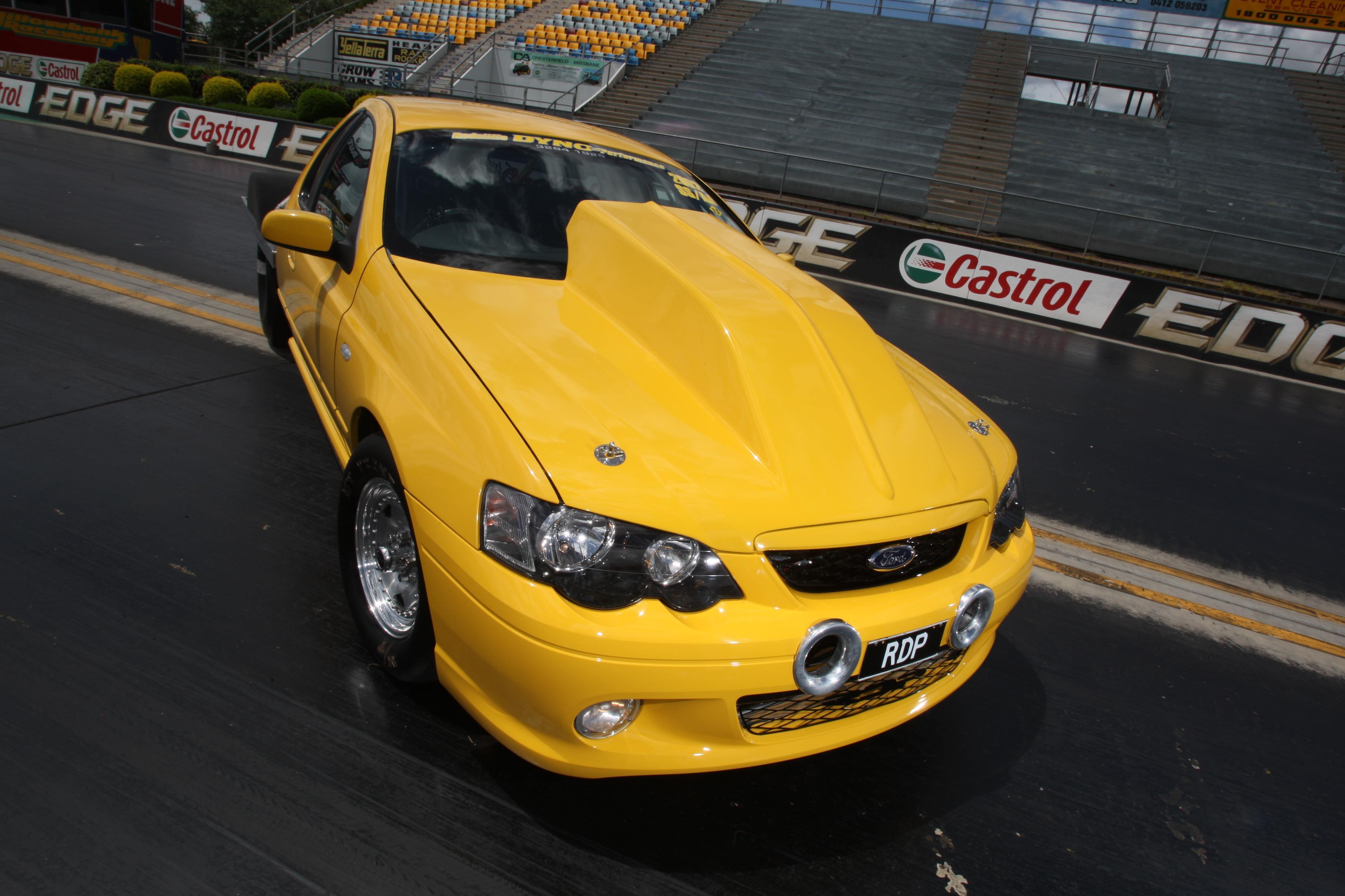 dynosteve 2008 Ford Falcon s Gallery at CarDomain