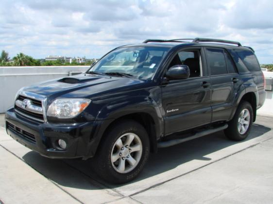 JOHNGHOZT 2008 Toyota 4Runner