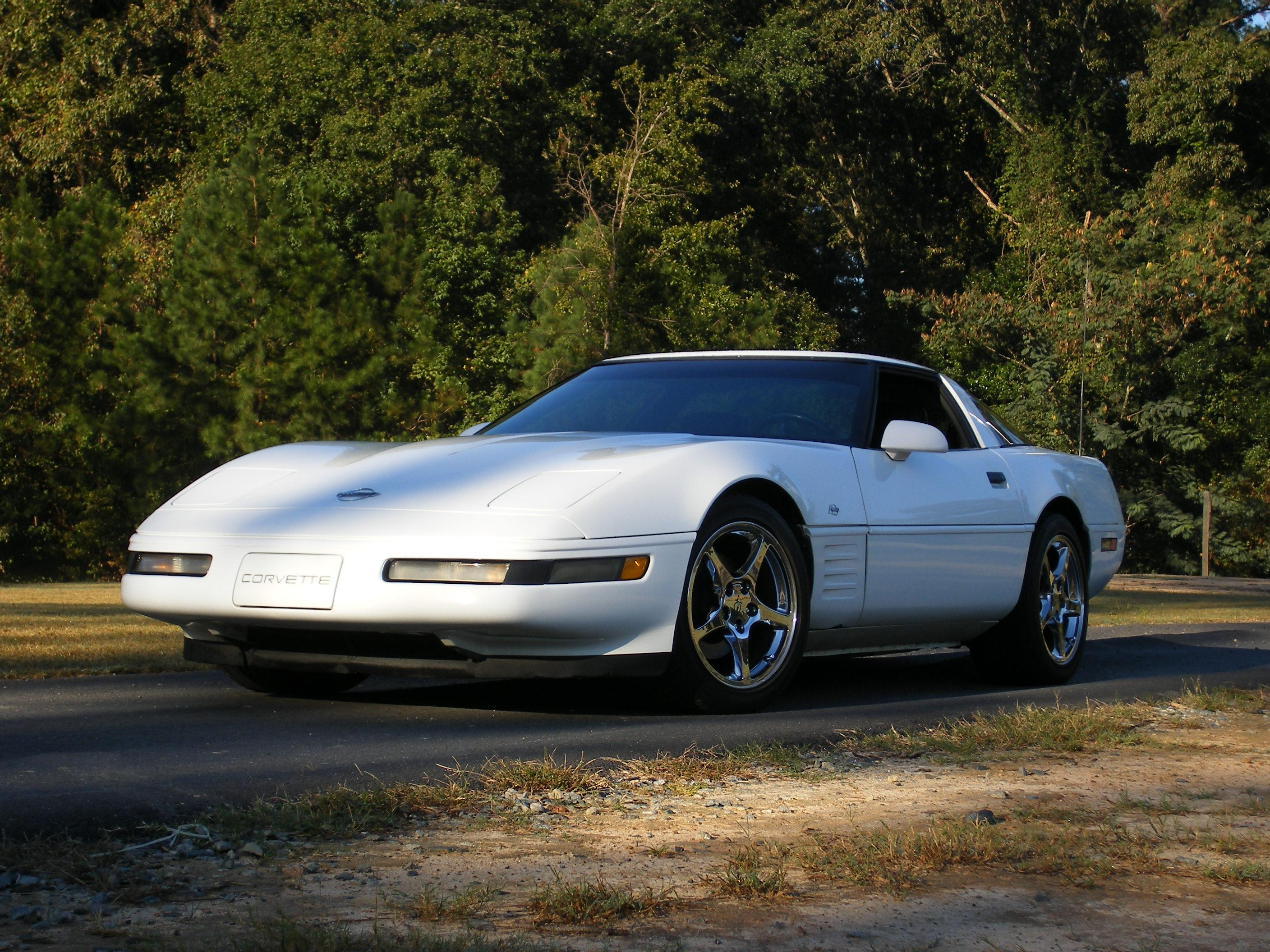 Another hocofootball37 1993 Chevrolet Corvette post... - 13859335