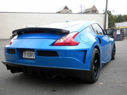 2_the_extremes 2009 Nissan 370Z