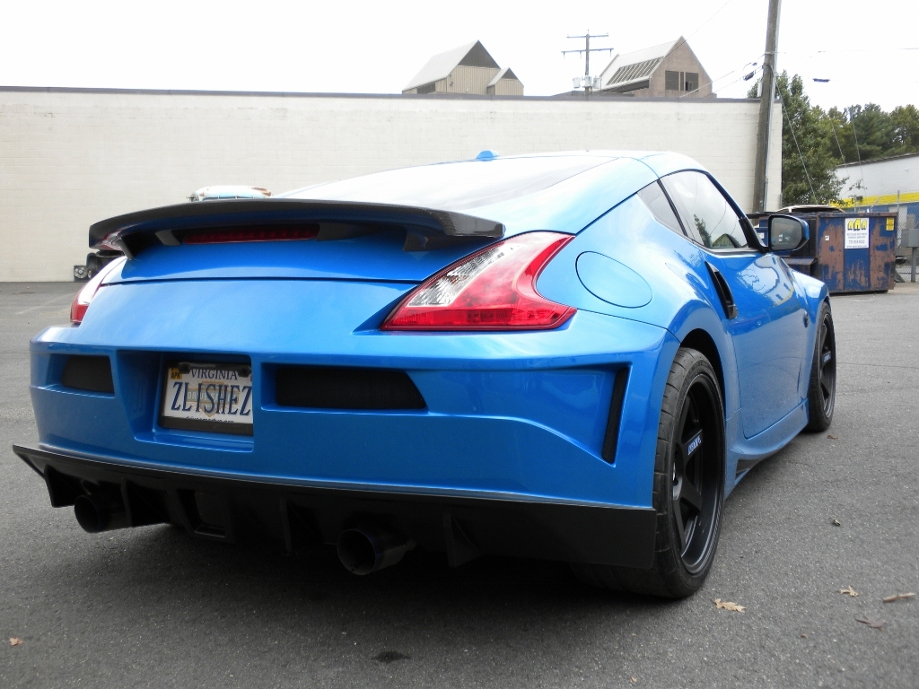 2_the_extreme 2009 Nissan 370Z