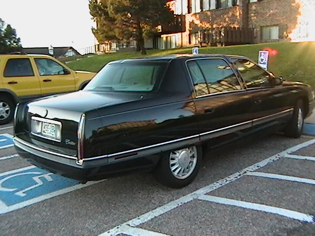 nigga d 1994 cadillac concours specs photos modification info at cardomain. Black Bedroom Furniture Sets. Home Design Ideas