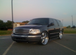 Zz_EXPEDITION_zZ 2000 Ford Expedition