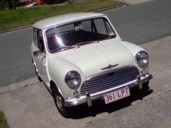 Mickey_Es 1967 Morris Mini Minor