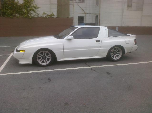 WanderingPinoy 1987 Mitsubishi Starion Specs, Photos, Modification