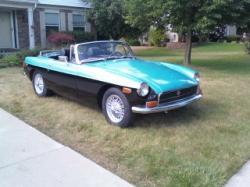 laithdeex3s 1972 MG MGB