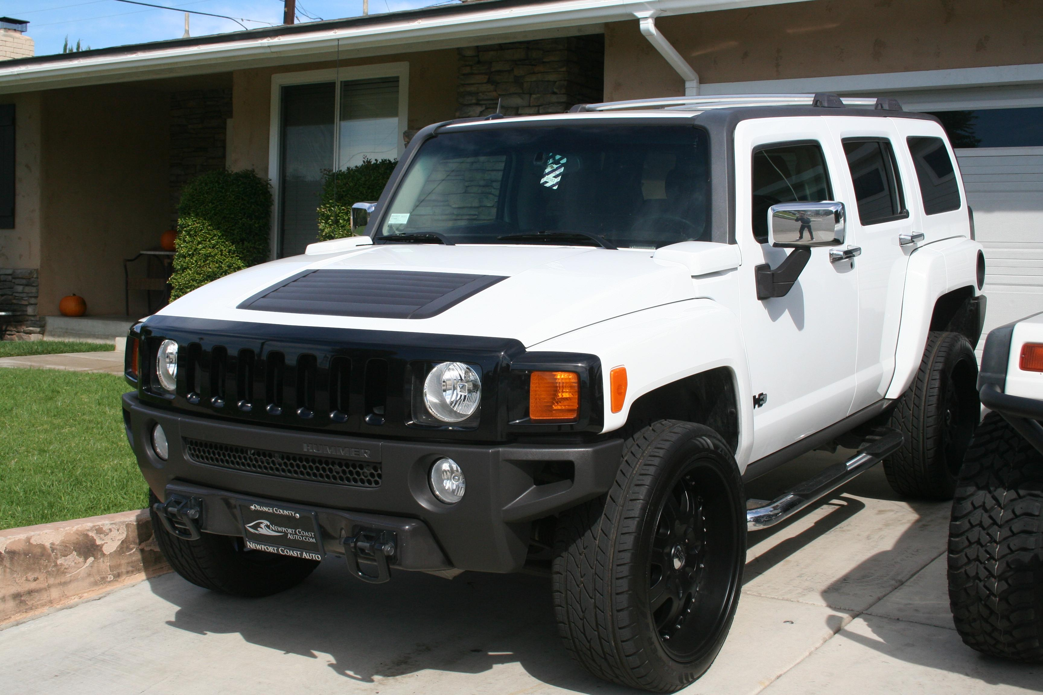 whiteswagh3 2006 hummer h3 specs photos modification. Black Bedroom Furniture Sets. Home Design Ideas