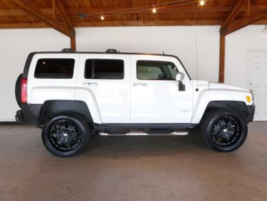 Whiteswagh3 2006 Hummer H3 Specs Photos Modification