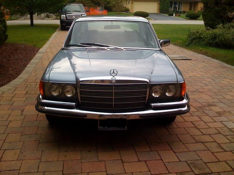 Another momo4606 1978 Mercedes-Benz S-Class post... - 13863029