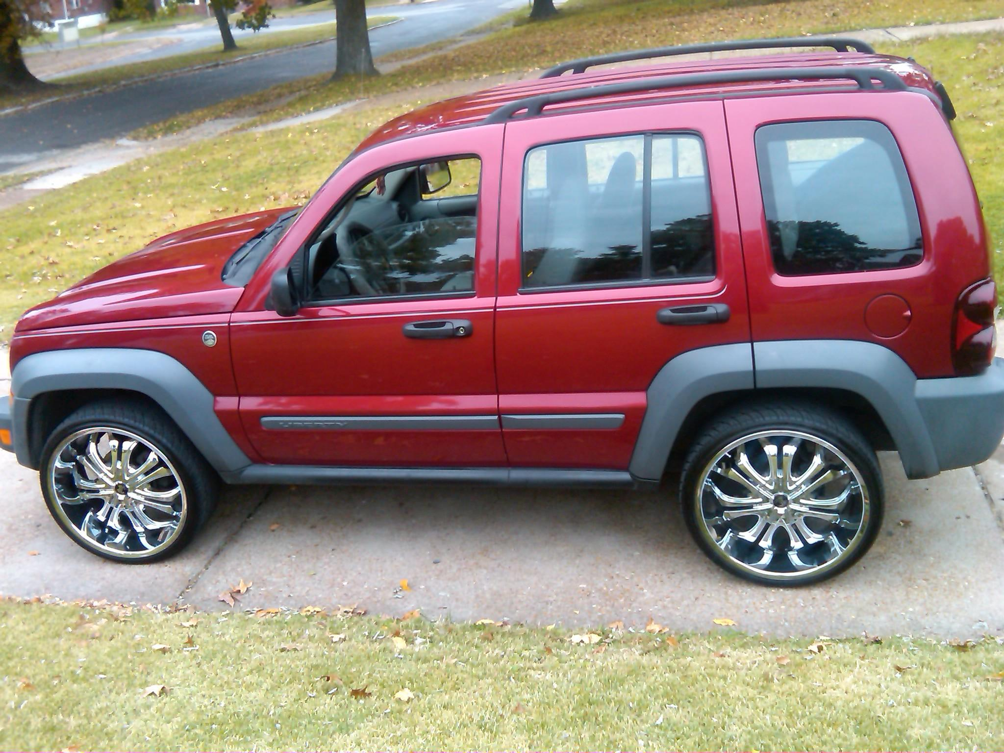 mr dell 2006 Jeep Liberty