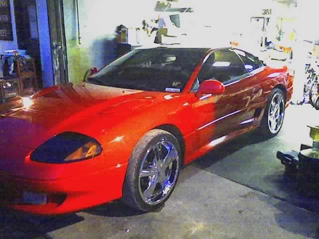 Another BigNoey 1992 Dodge Stealth post... - 13863232