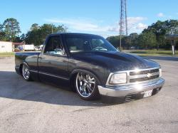 projectneverdone 1997 Chevrolet S10 Regular Cab