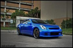 CaribbeanBlues 2003 Infiniti G