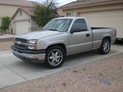 o-five-silverado 2005 Chevrolet Silverado 1500 Regular Cab