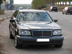 kv921s 1995 Mercedes-Benz S-Class