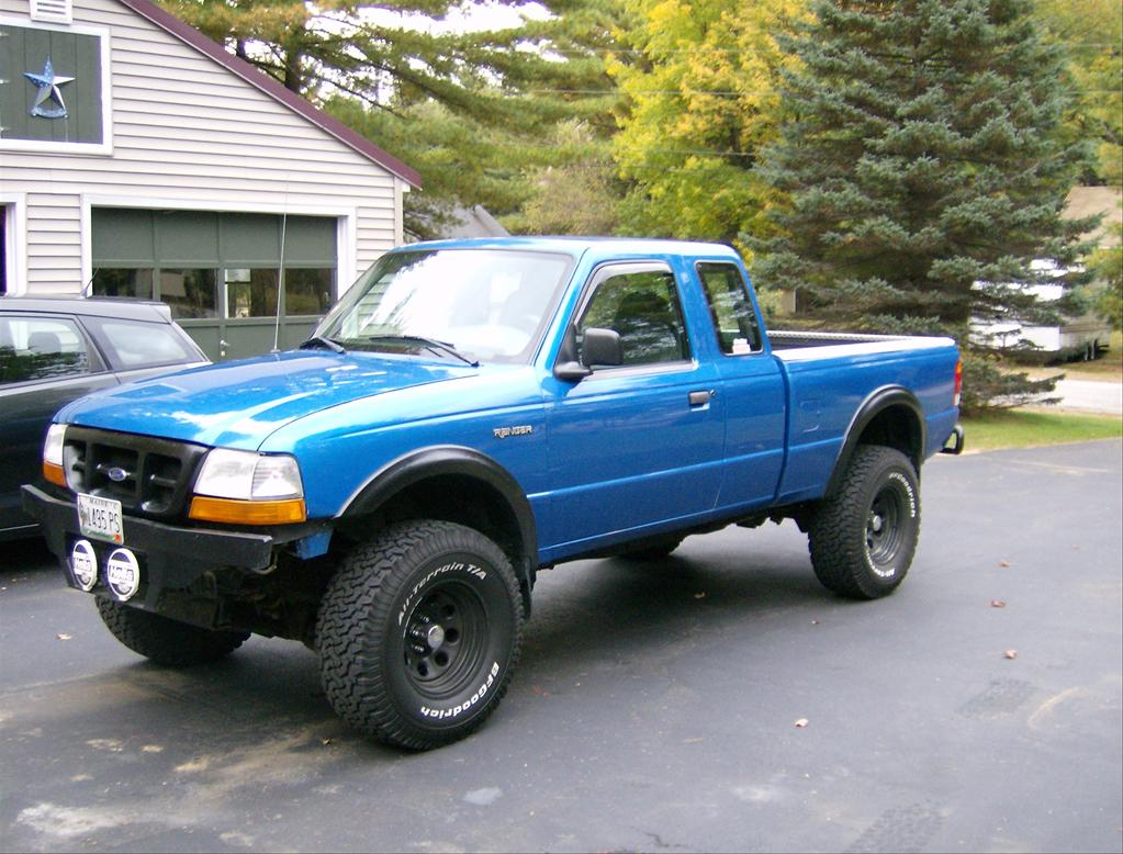 Cguy18 39 s 1999 ford ranger regular cab in berwick me for 1999 ford ranger rear window