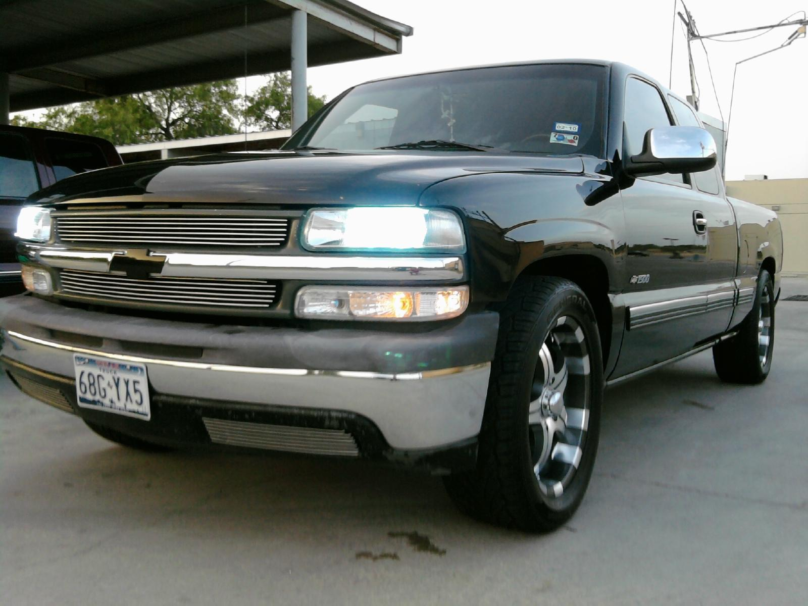 texastruckin01 2001 chevrolet silverado 1500 regular cab. Black Bedroom Furniture Sets. Home Design Ideas