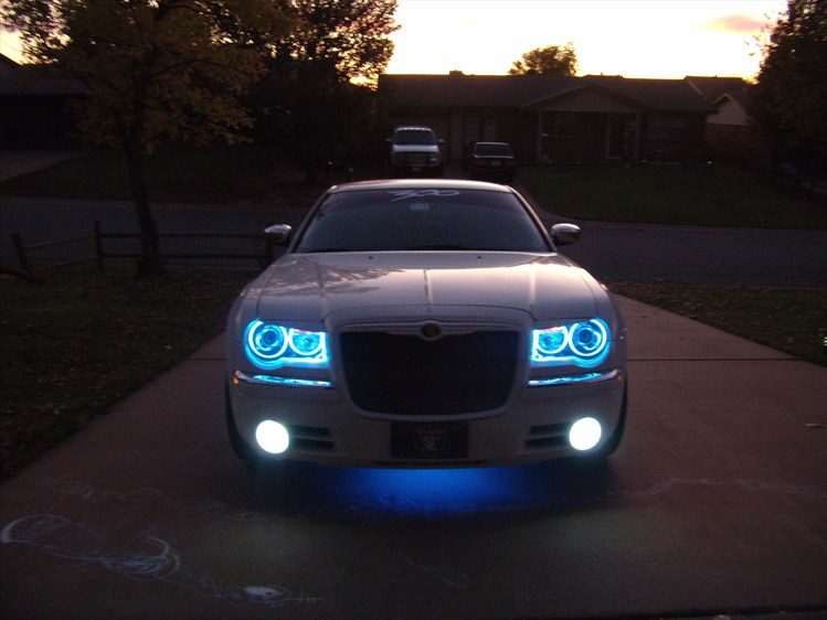 Chrysler 300c evil