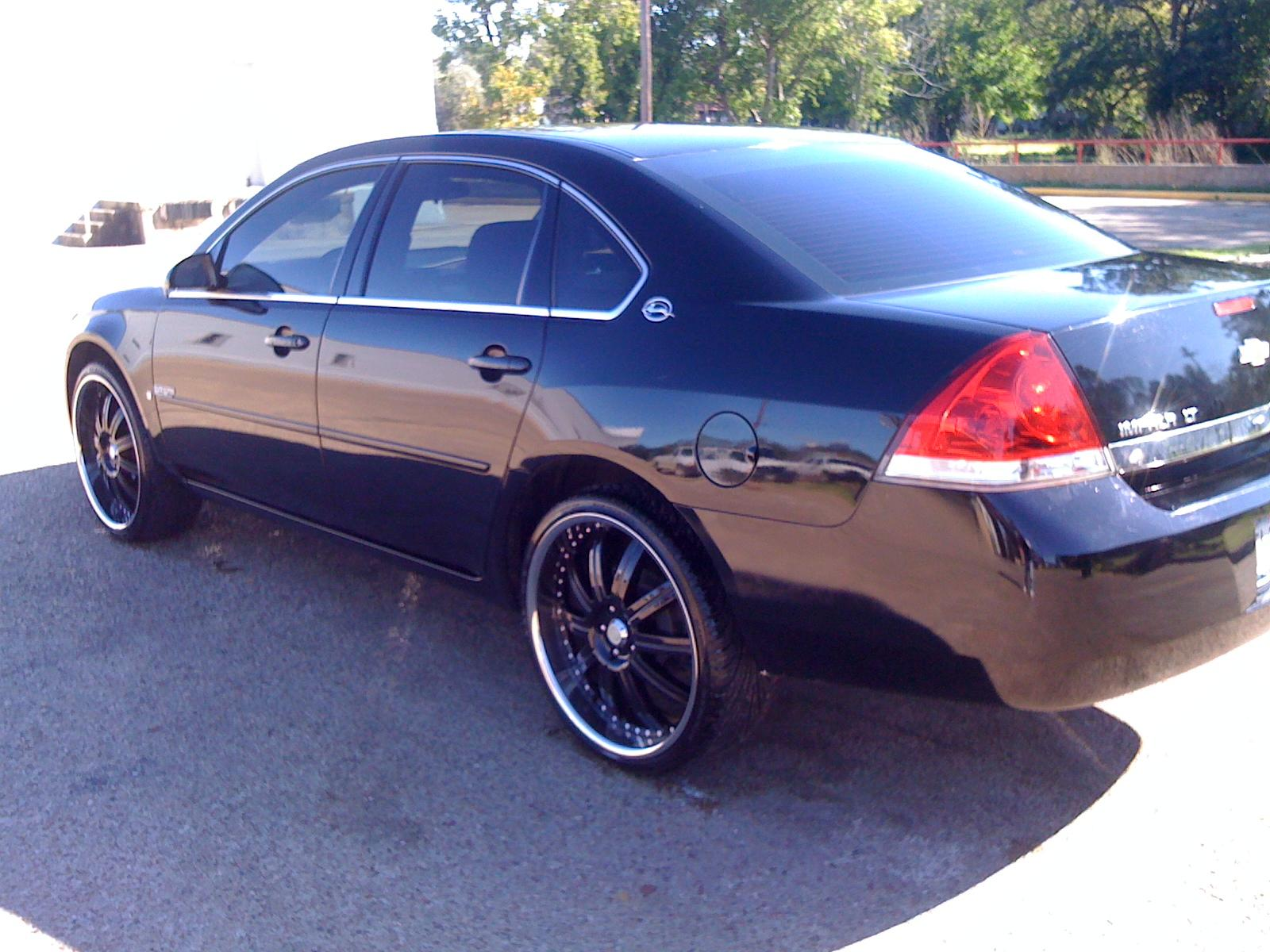 Bigyankee22 2007 Chevrolet Impala Specs Photos Modification Info At Cardomain