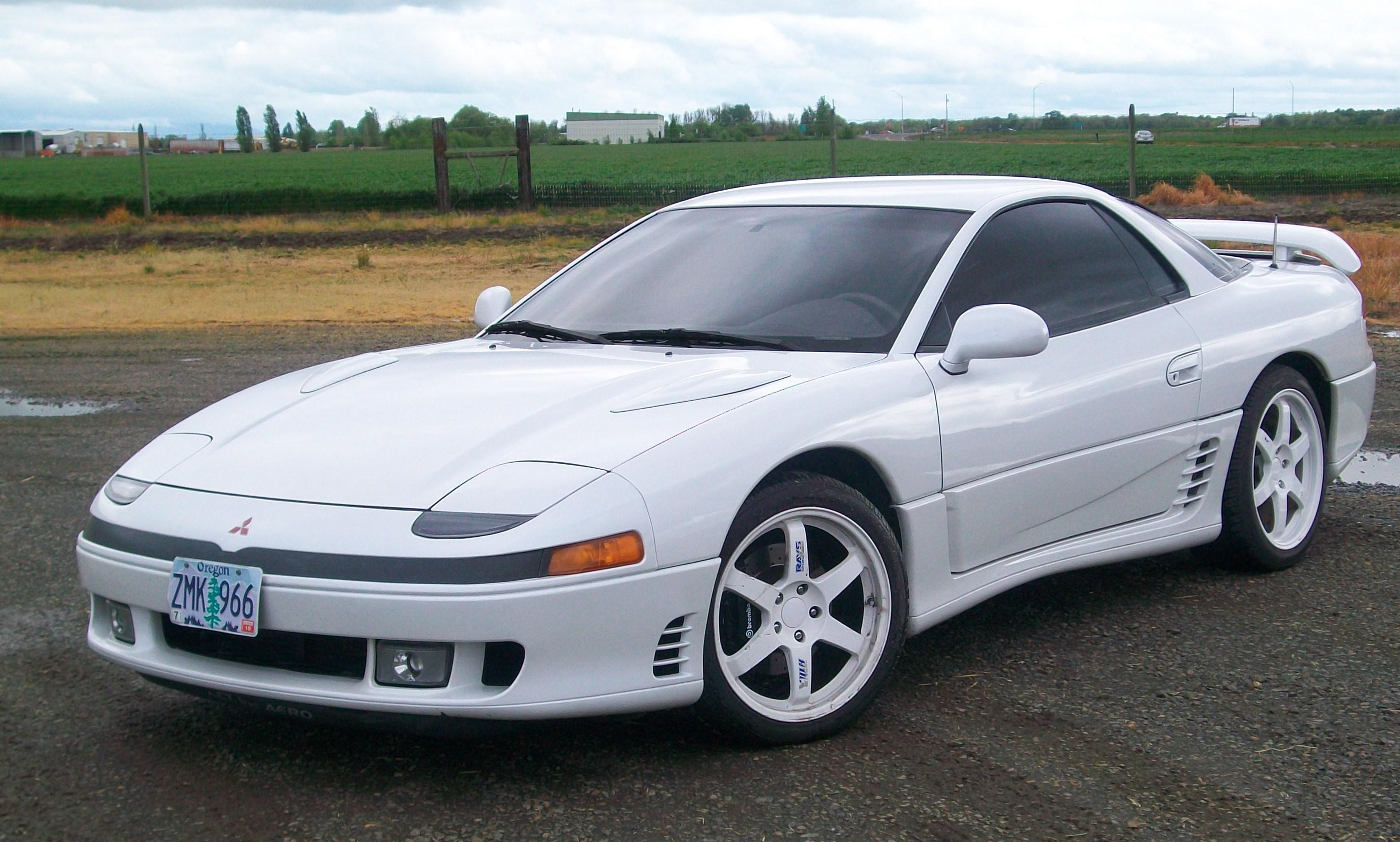3000gt VR4 1991 Mitsubishi 3000GT Specs, Photos, Modification Info