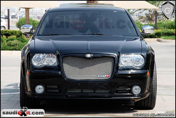 Saudi_Exit 2008 Chrysler 300 13865936
