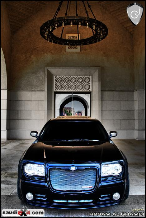 Saudi_Exit 2008 Chrysler 300 13865940
