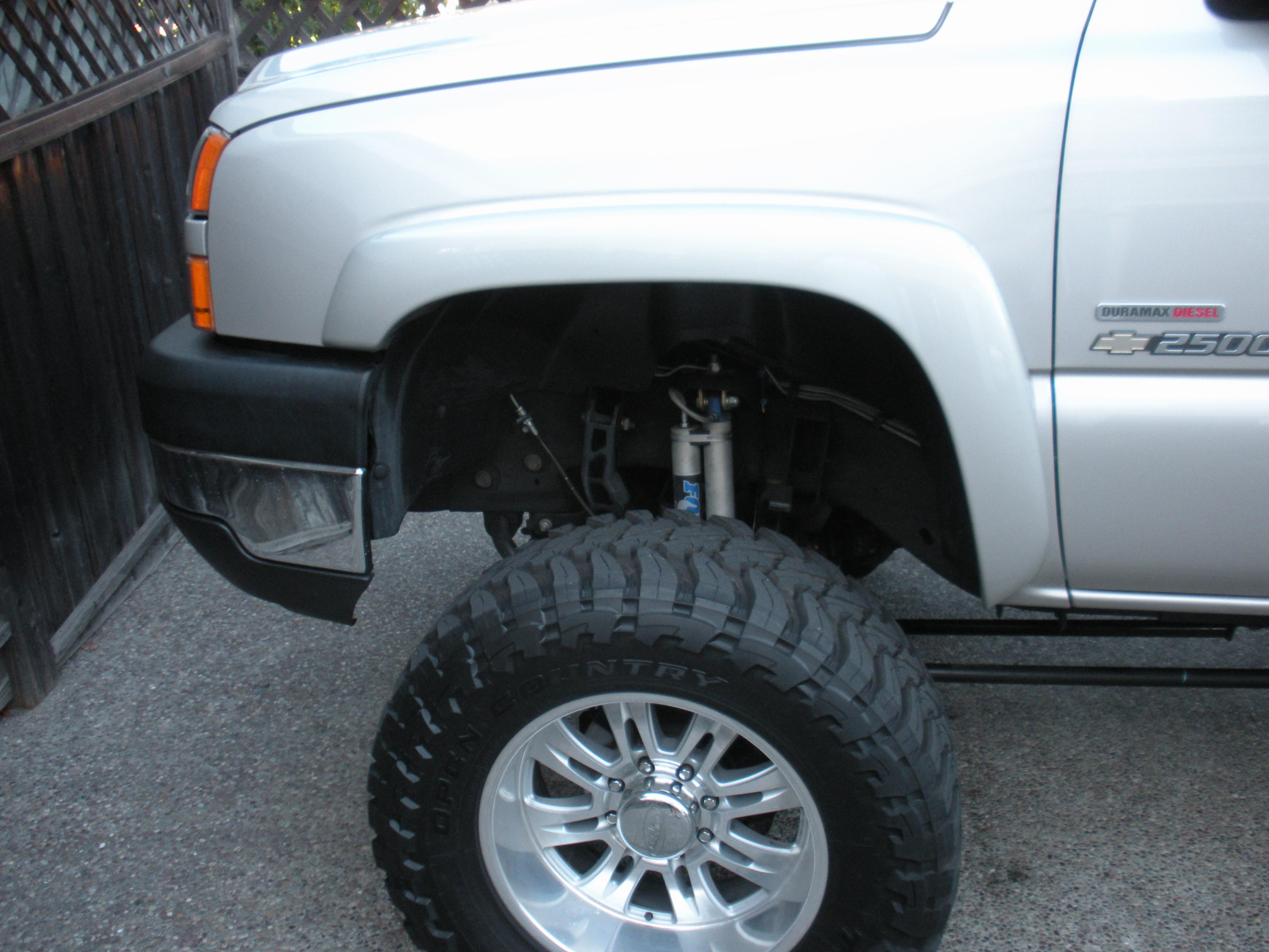 Another DIRTY*M@X 2006 Chevrolet Silverado 2500 HD Crew Cab post... - 13866019