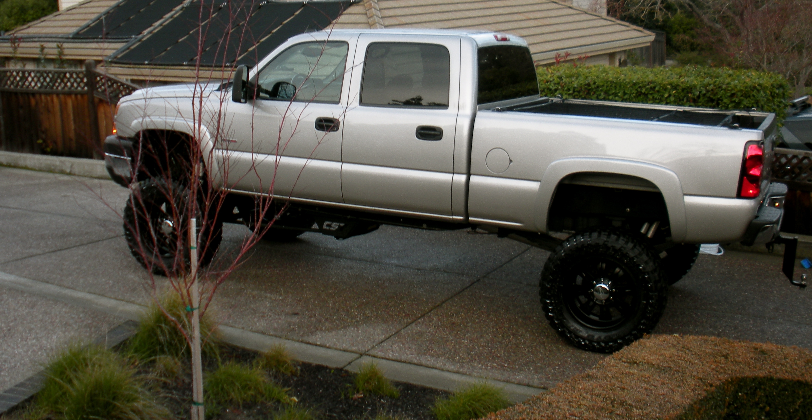 Another DIRTY*M@X 2006 Chevrolet Silverado 2500 HD Crew Cab post... - 13866023