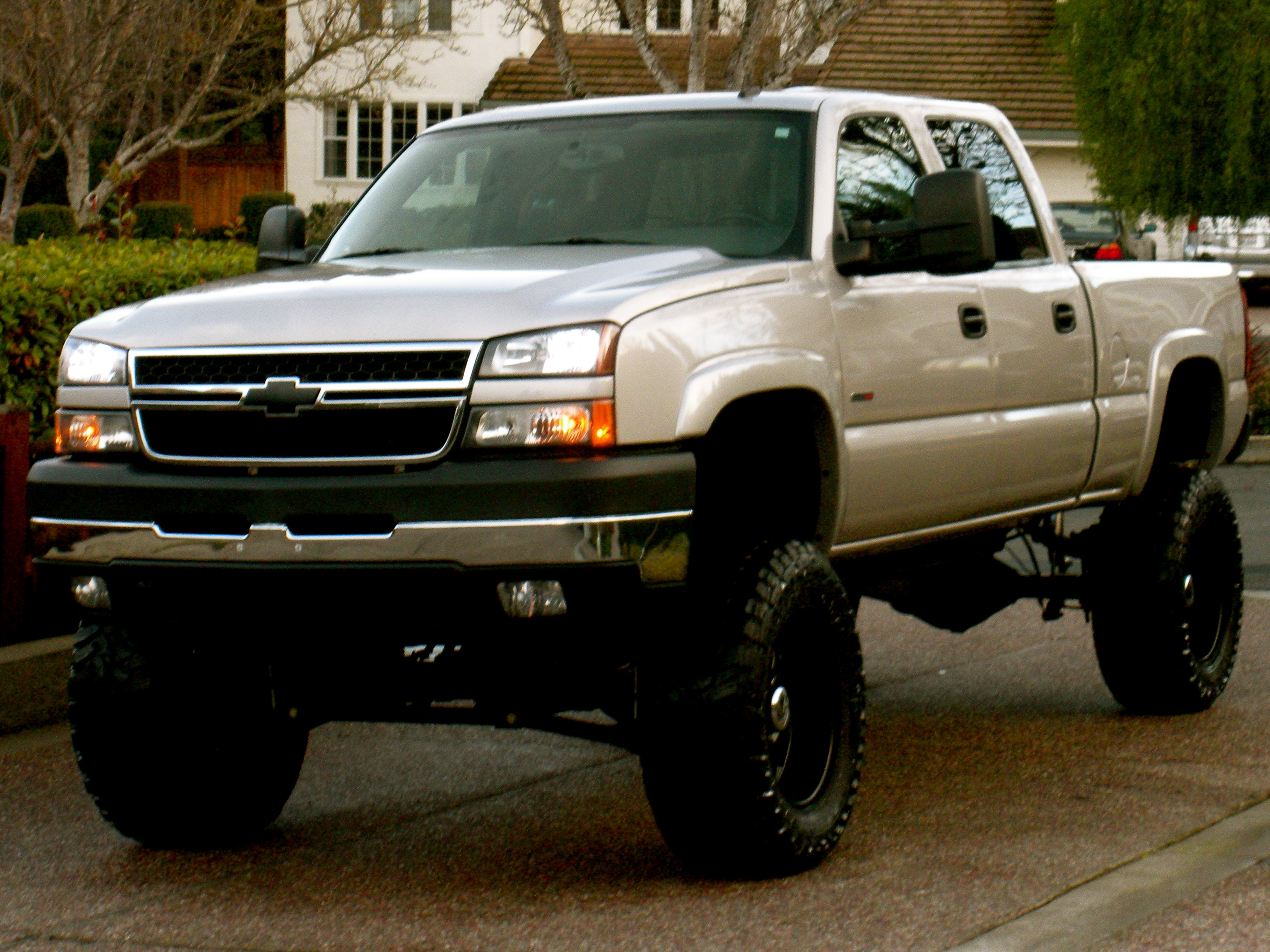 Another DIRTY*M@X 2006 Chevrolet Silverado 2500 HD Crew Cab post... - 13866028