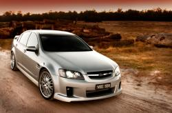 Darkrayne32 2007 Holden Commodore