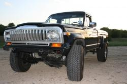 WATERBULLY 1982 Jeep J10 Honcho