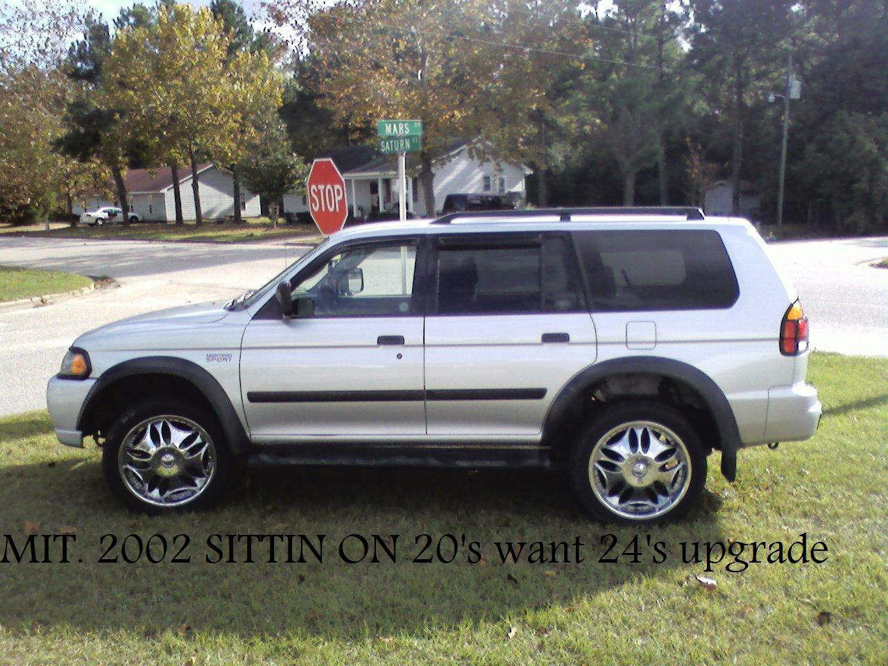 and reviews road test original limited driver car s montero review photo mitsubishi