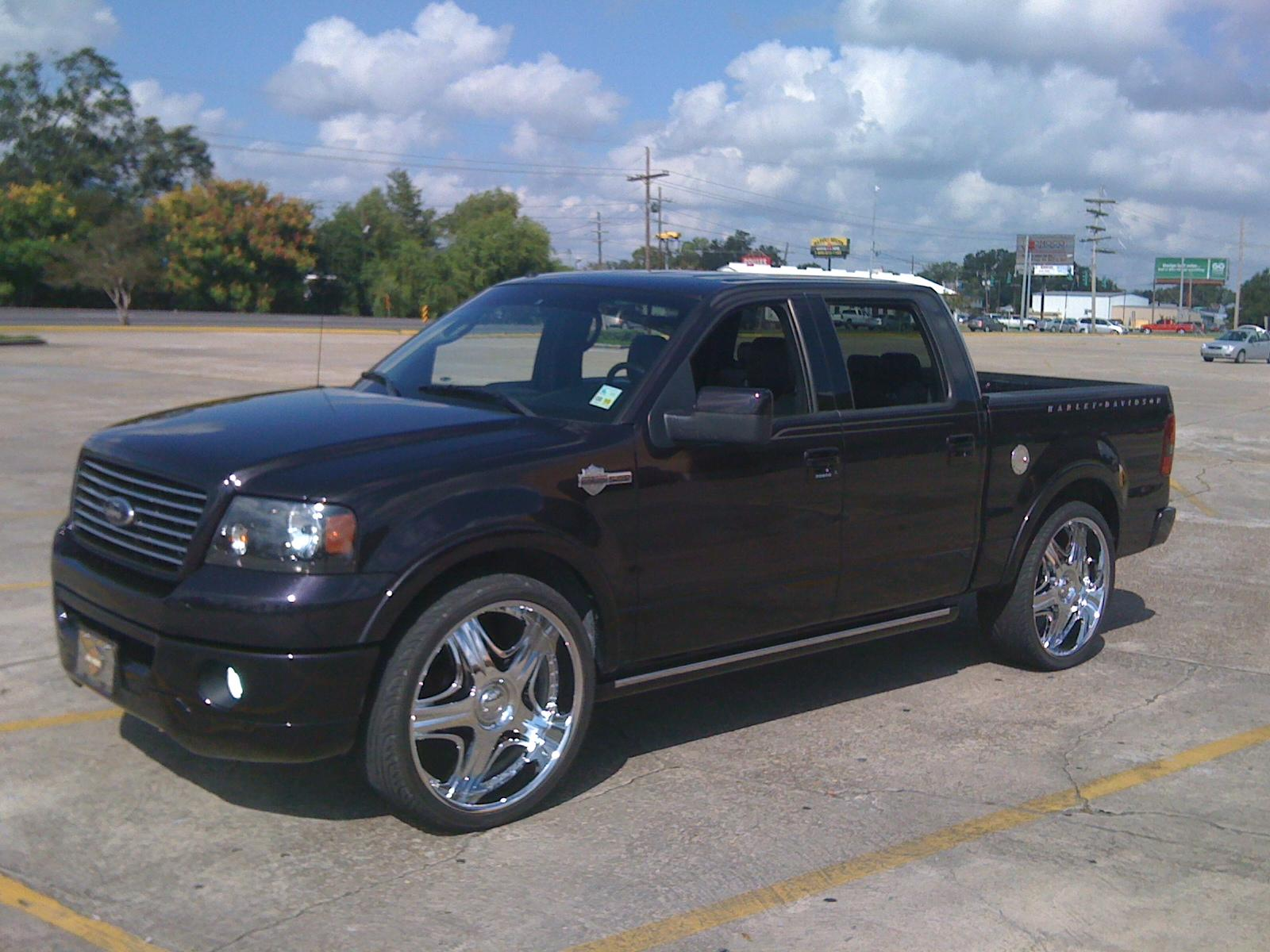 moneyfresh 2007 ford f150 regular cab specs photos modification info at cardomain. Black Bedroom Furniture Sets. Home Design Ideas