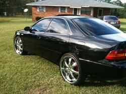 twin_sibleys 2000 Lexus ES